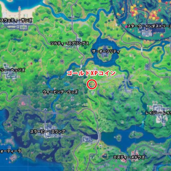 ゴールドXPコインウィーク9_2マップ